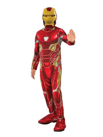 Iron Man Avengers 4 Costume Mark 50