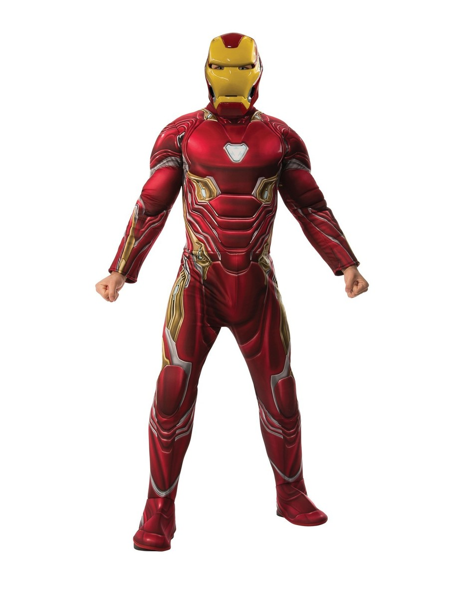 View larger image of Iron Man Adult Costume