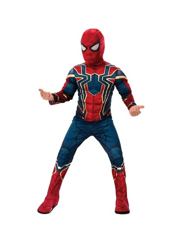 Iron Spider Costume Deluxe