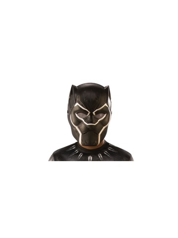 Avengers: Endgame Black Panther Kids 1/2 Injection Mask