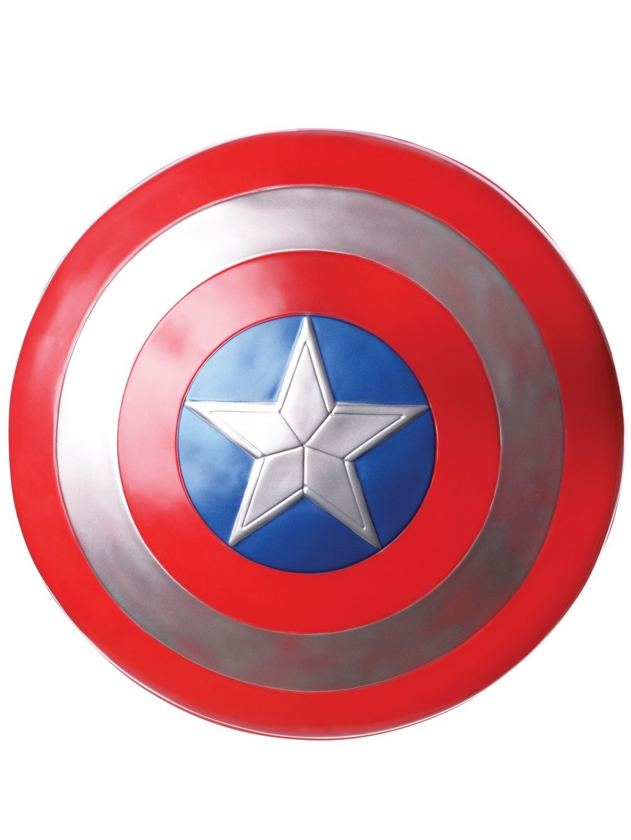 View larger image of Avengers: Endgame Captain America Kids 12 Inch Shield