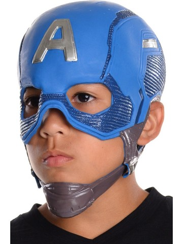 Avengers: Endgame Captain America Kids 3/4 Mask