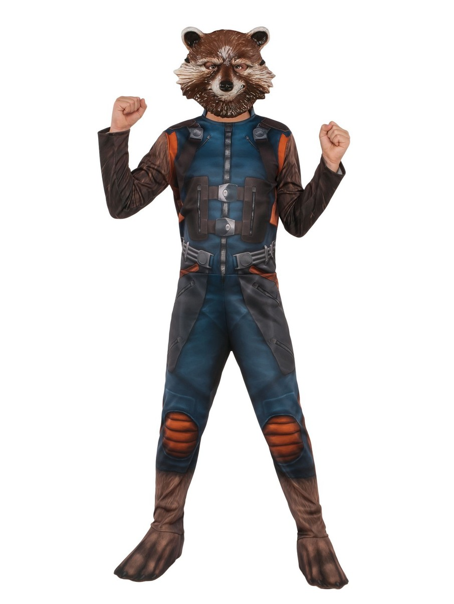 View larger image of Rocket Avengers 4 Costume