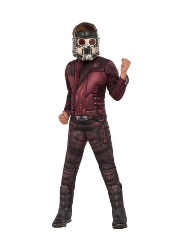 Star Lord Costume Deluxe