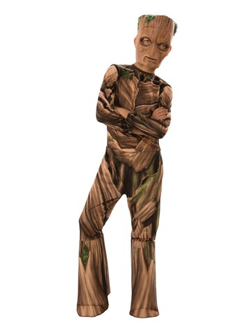 Kid's Avengers Endgame Teen Groot Child Costume