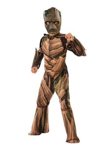 Kid's Avengers Endgame Teen Groot Child Deluxe Costume
