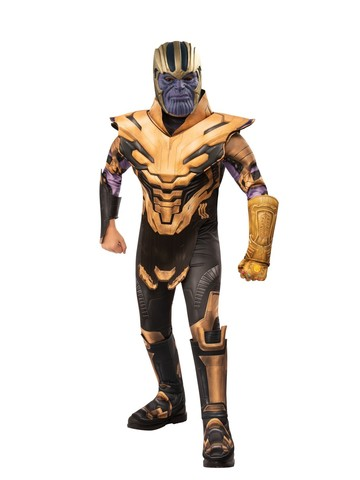 Marvel Halloween Costumes Diy.Thanos Deluxe Avengers 4 Costume