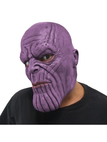 Avenger's Infinity War Thanos 3/4 Children's Mask