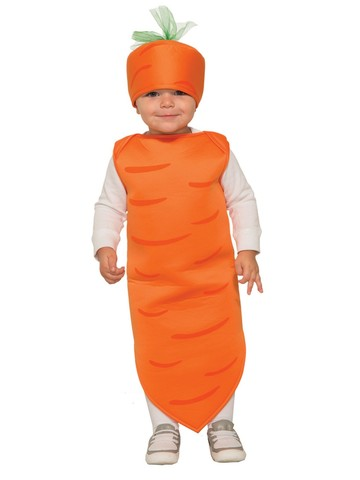 Childrens Carrot Costume