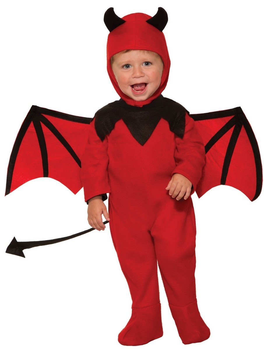 View larger image of Infant Daring Devil Costume