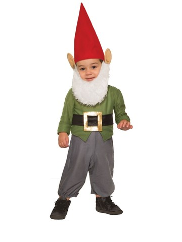 Children's Gnome Garden Costume
