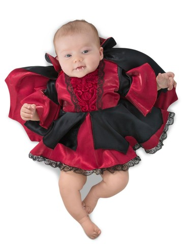 Lil Victoria the Vampiress Princess Girl's Costume