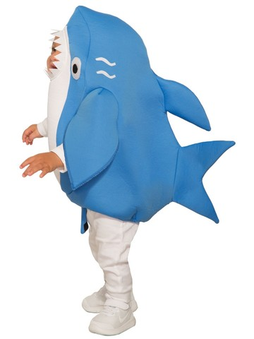 Nipper The Shark Infant Costume