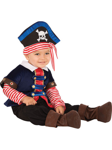 Pirate Boy Baby Costume