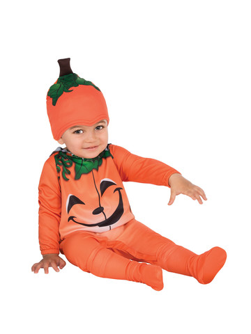 Infant Pumpkin Baby Costume