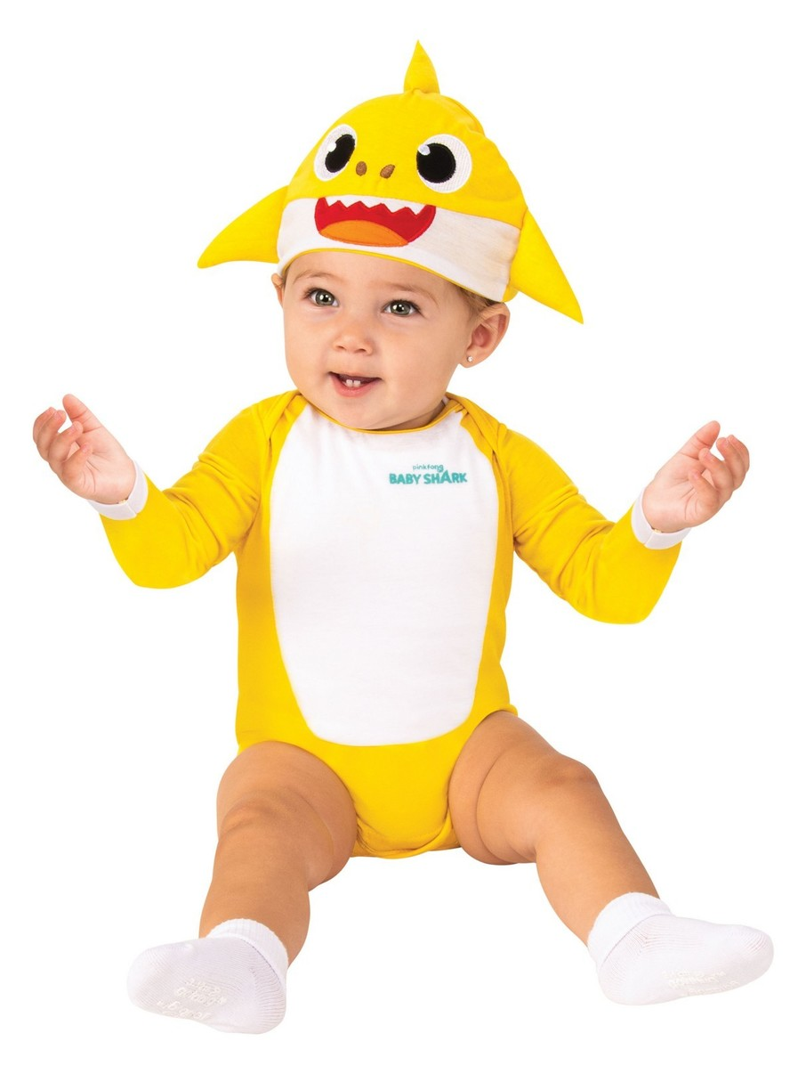 View larger image of Infant's Baby Shark - Baby Shark Suit