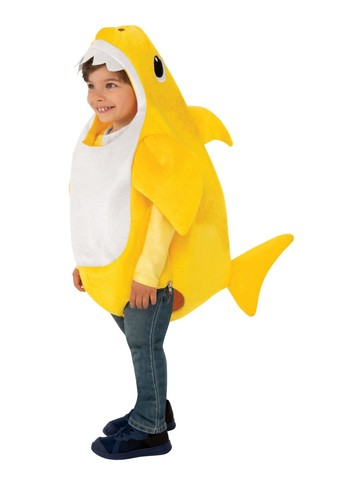 Kid's Baby Shark - Baby Shark Costume