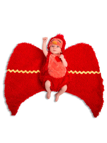 Hatchling Bird Swaddle Wings Baby Costume