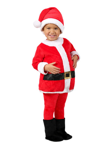 Lil Santa Toddler/Baby Costume