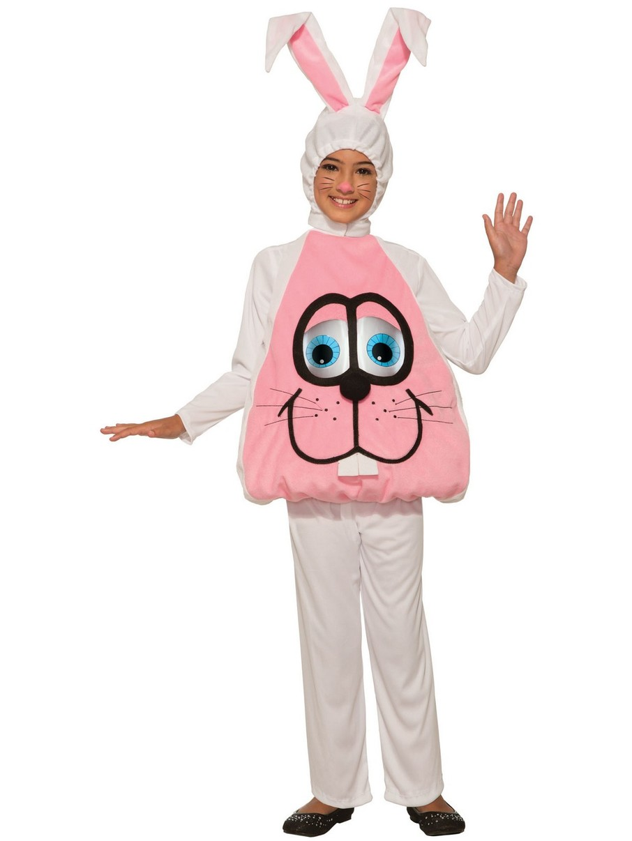 View larger image of Kids Wiggly Eyes-Bunny Costume