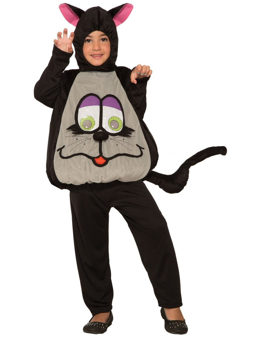 View larger image of Childrens Wiggly Eyes-Cat Costume