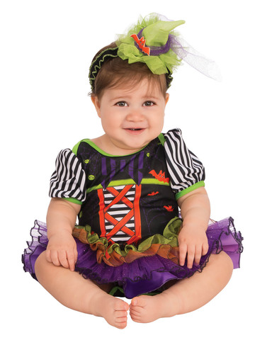 Baby Witchie Witchie Woo Costume
