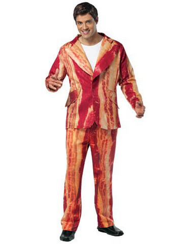 Mens' Bacon Suit
