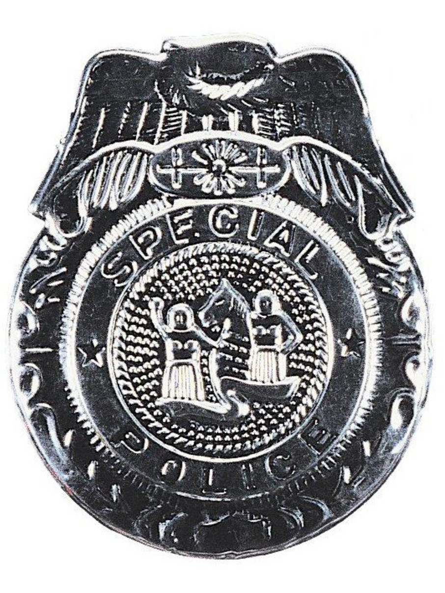 View larger image of Badge Police Silver