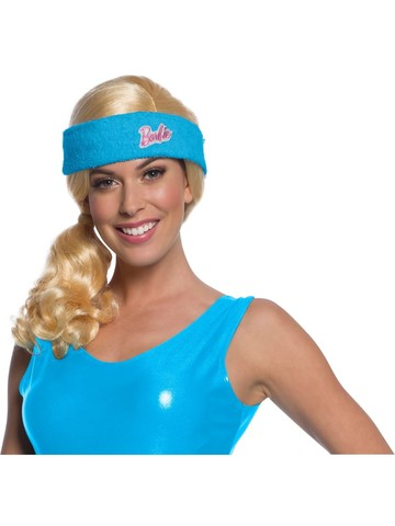 Barbie Exercise Barbie Adult Wig