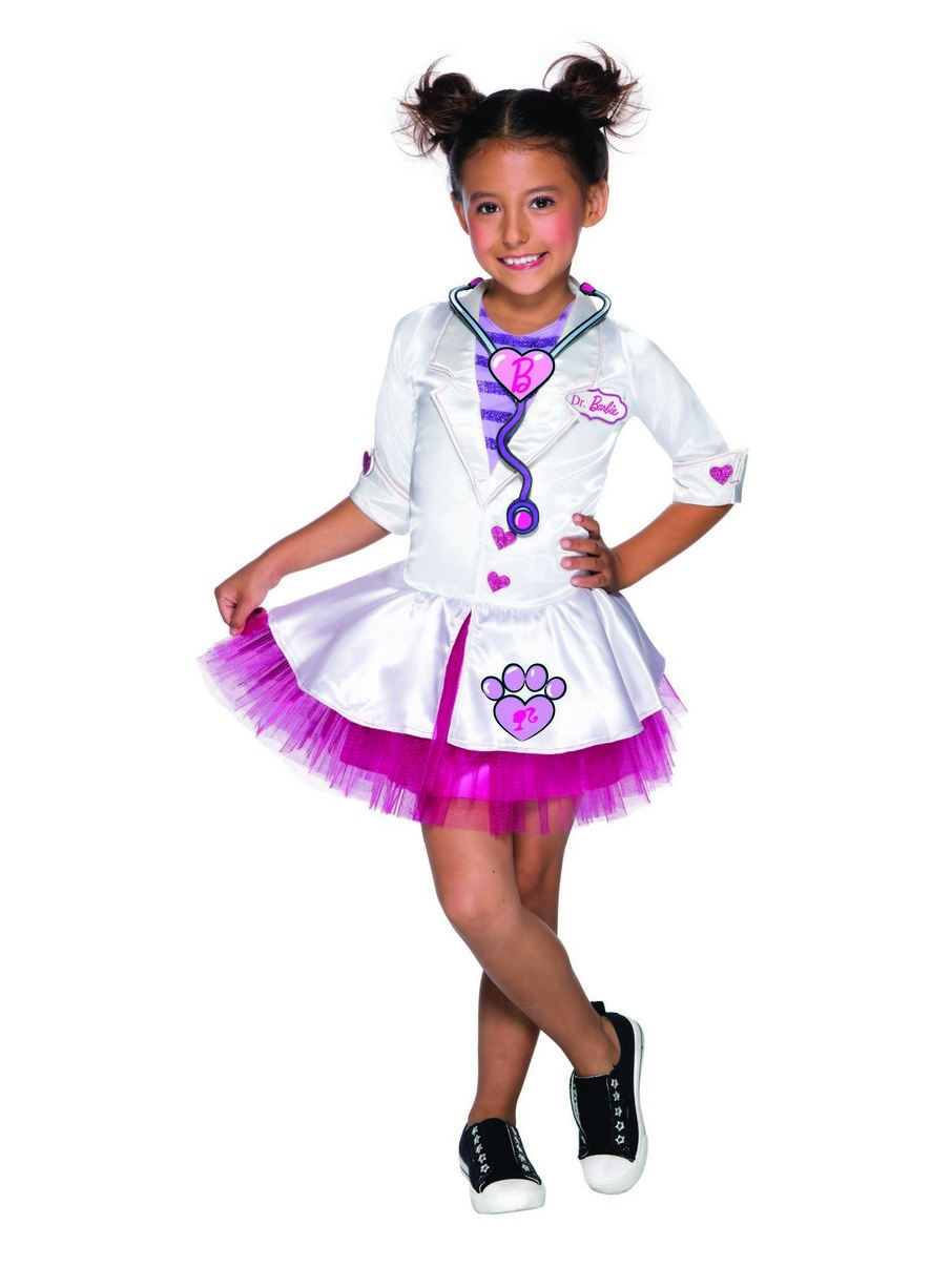View larger image of Barbie - Pet Vet - Costume for Kids
