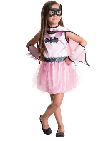 Batgirl Dress and Cape Set