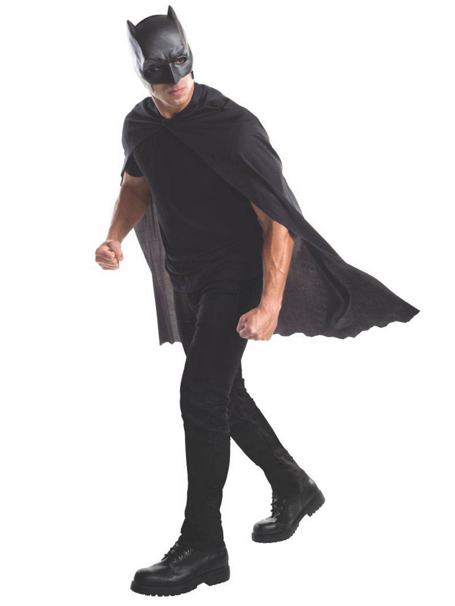View larger image of Batman Cape and Mask Adult