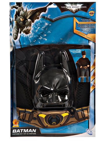 Batman Begins Kid's Costume Kit