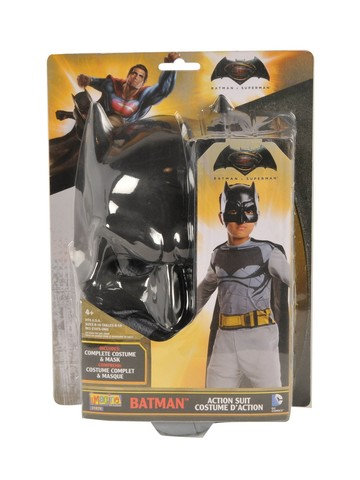Batman Action Jumpsuit for Kids