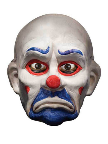 The Dark Knight Joker Clown Mask