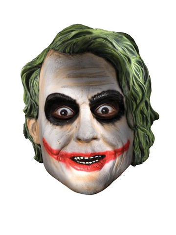 The Dark Knight Child Joker Mask