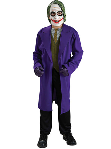 The Dark Knight Joker Child Costume