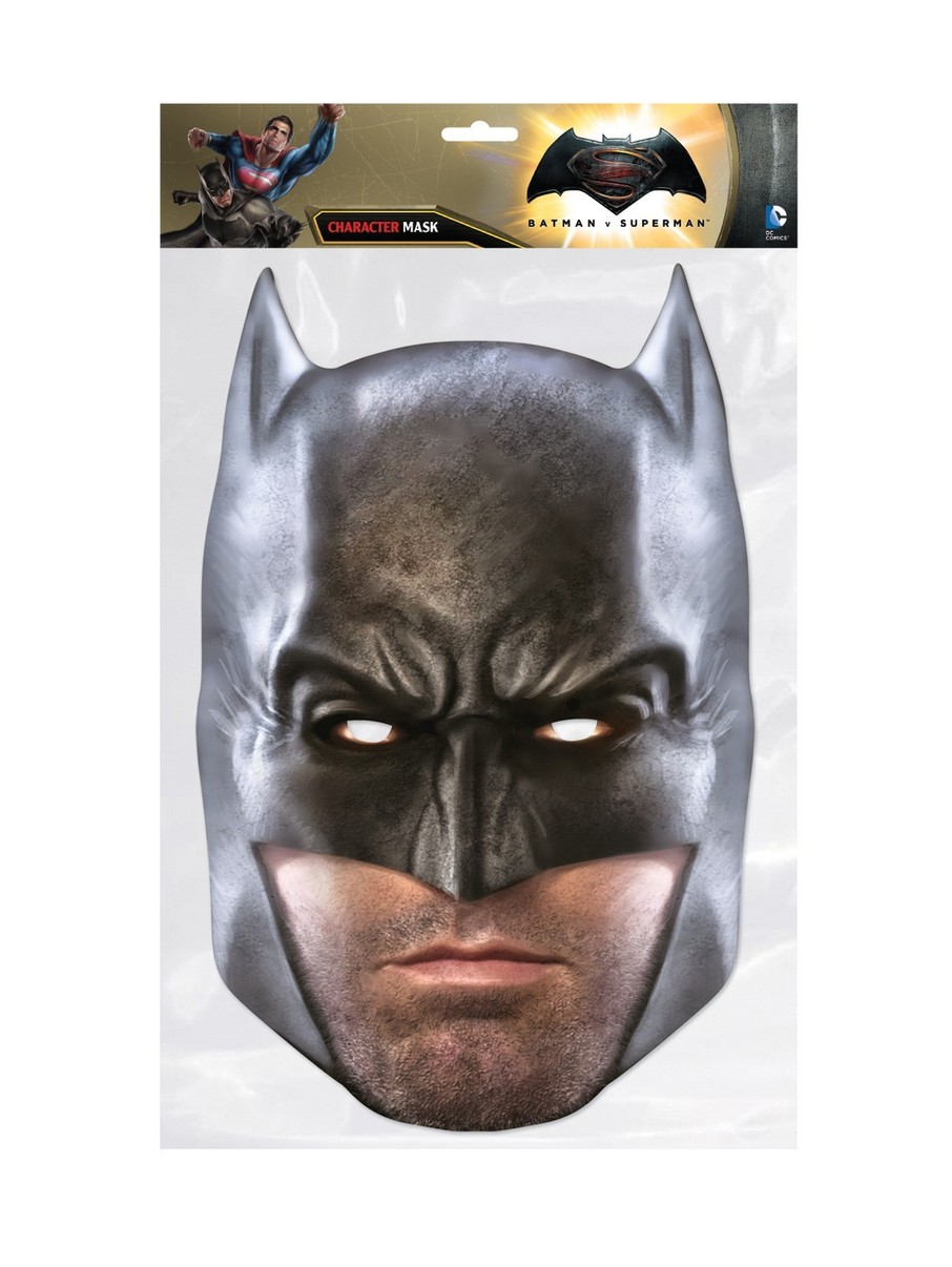 View larger image of Batman Facemask Costume Accessory