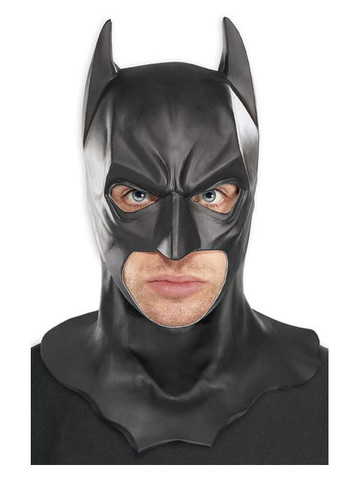 Full Face Adult Batman Mask