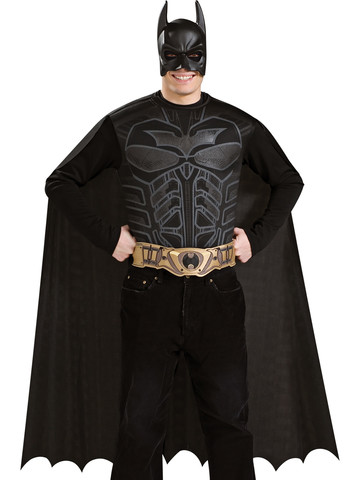 The Dark Knight Rises Adult Costume Kit