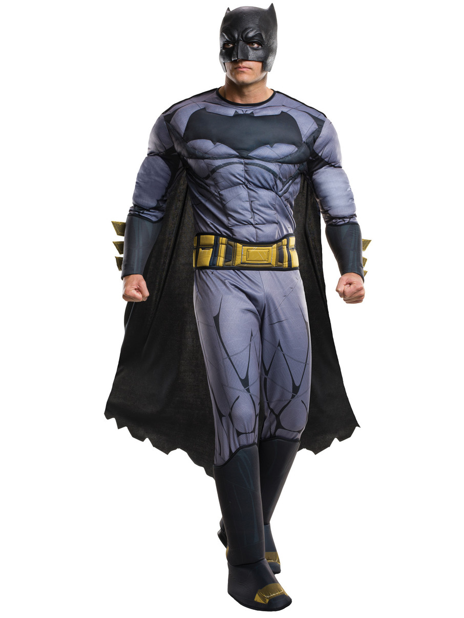 View larger image of Batman V Superman: Dawn of Justice- Deluxe Batman Adult Costume