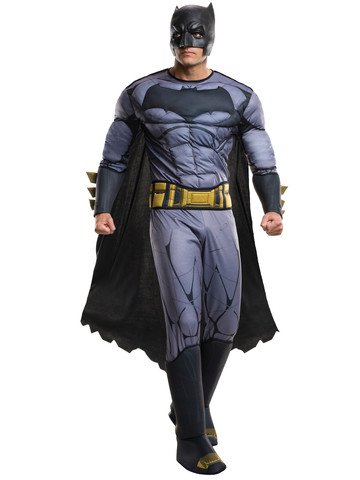 Batman V Superman: Dawn of Justice- Deluxe Batman Adult Costume