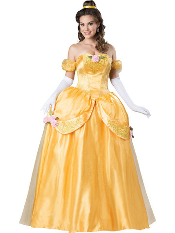 Beauty and the Beast Belle Ultra Prestige Adult Costume