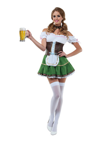 Beer Girl Sexy Costume