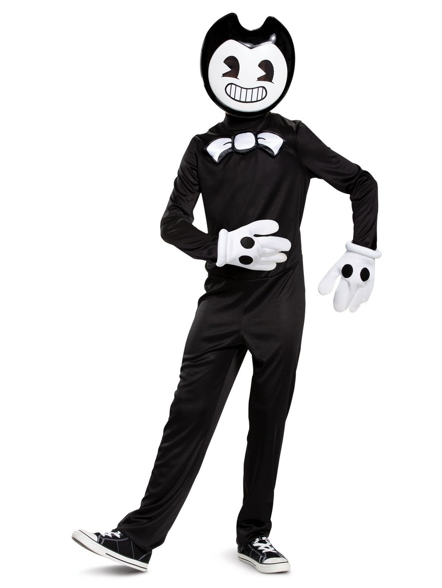 View larger image of Bendy Child Costume Classic