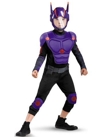 Big Hero 6: Hiro Deluxe Costume For Toddlers