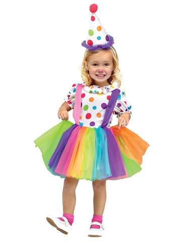 Big Top Fun Girl's Costume