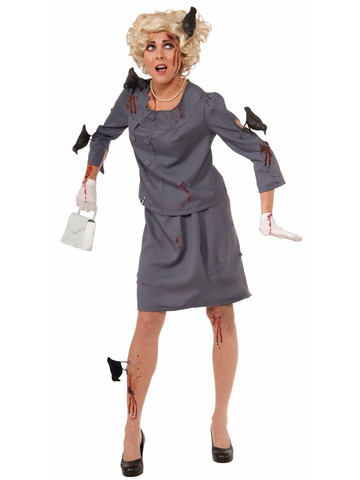 Bird Attack Costume for Adults