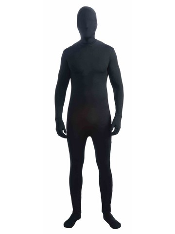 Black Adult Skinsuit