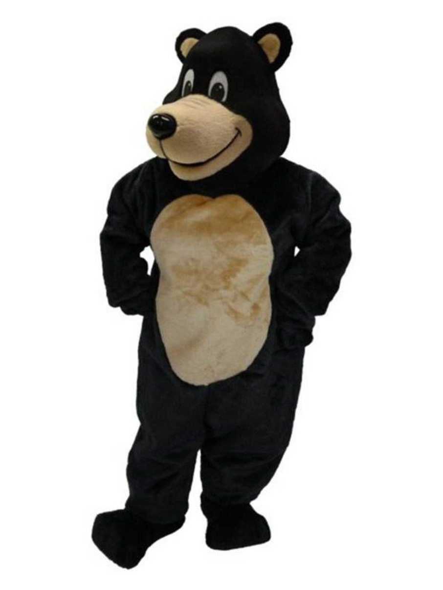 View larger image of Black Bear Mascot Costume